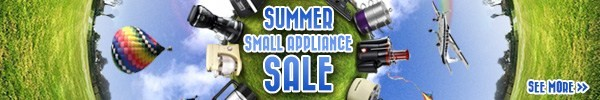 small appliance sale