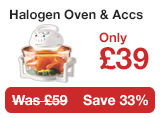 Halogen Oven and Accessory Pack