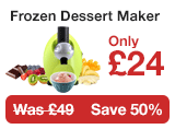 Frozen Dessert Maker only £29