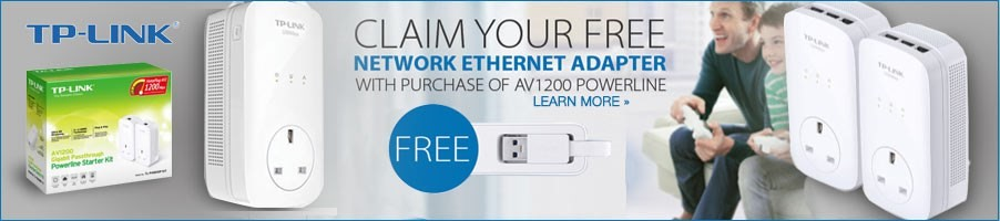TP Link Free Ethernet Adapter