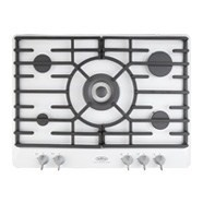 Icy Brook White 70cm Gas Hob