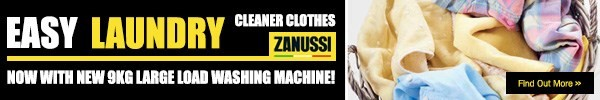 Zanussi Cleaner Clothes
