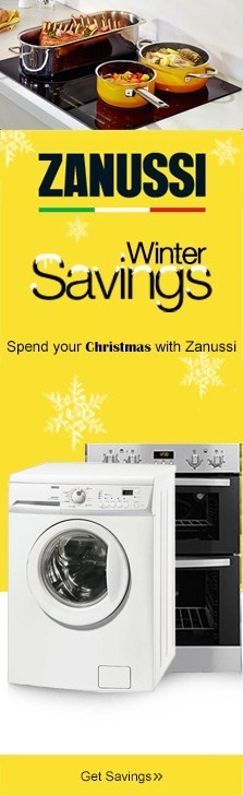 Zanussi Winter Savings
