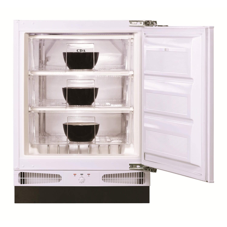 CDA FW283 Integrated Under Counter Freezer