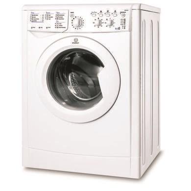 Indesit IWDC6125 65kg 1200rpm White Freestanding Washer Dryer