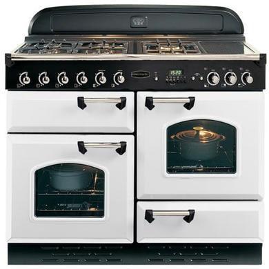 Rangemaster 80410 Classic 110cm LPG Gas Range Cooker