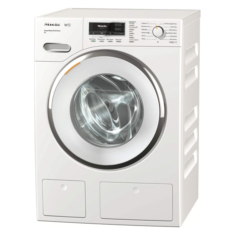 Miele WMR560WPS WhiteEdition SoftSteam 9 kg 1600 rpm Freestanding Washing Machine