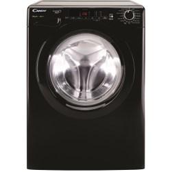 Candy GVSC1410TB3B Smart 10kg 1400rpm Freestanding Washing Machine - Black