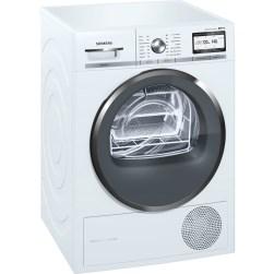 Siemens WT4HY791GB 9kg Freestanding Heat Pump Condenser Tumble Dryer - White