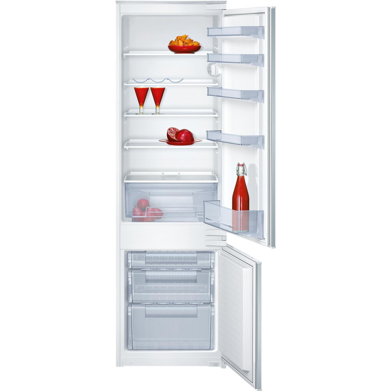 Image of NEFF K8524X7GB Integrated Fridge Freezer, White