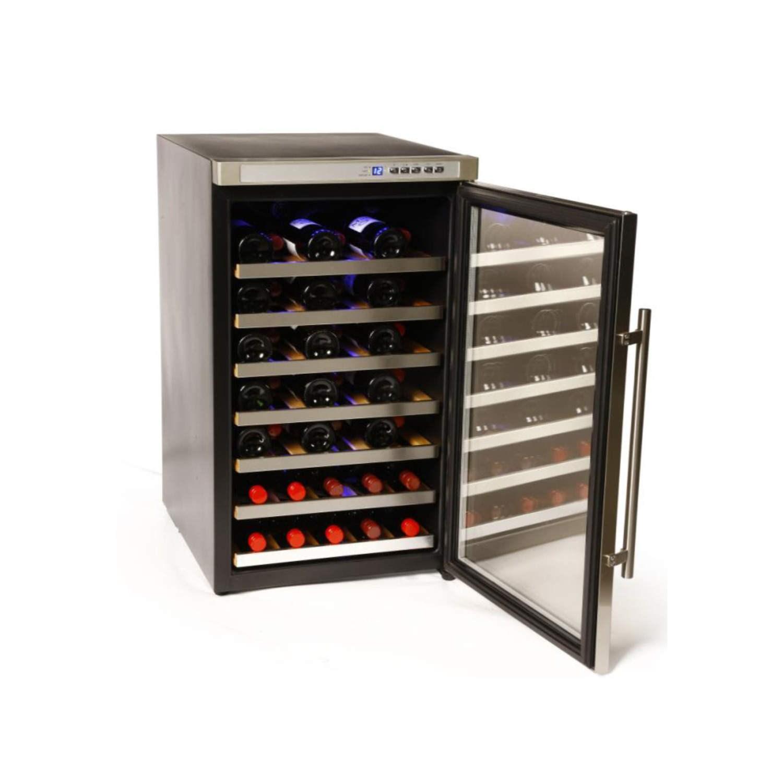 wine coolers wine coolers drinks chillers wine fridge. Black Bedroom Furniture Sets. Home Design Ideas